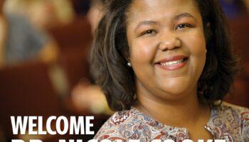SLIS Welcomes Dr. Nicole Cooke